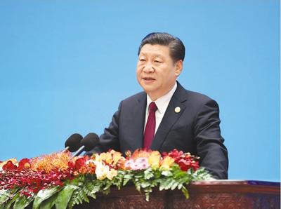习近平出席中国共产党与世界政党高层对话会开幕式并发表主旨讲话(图1)